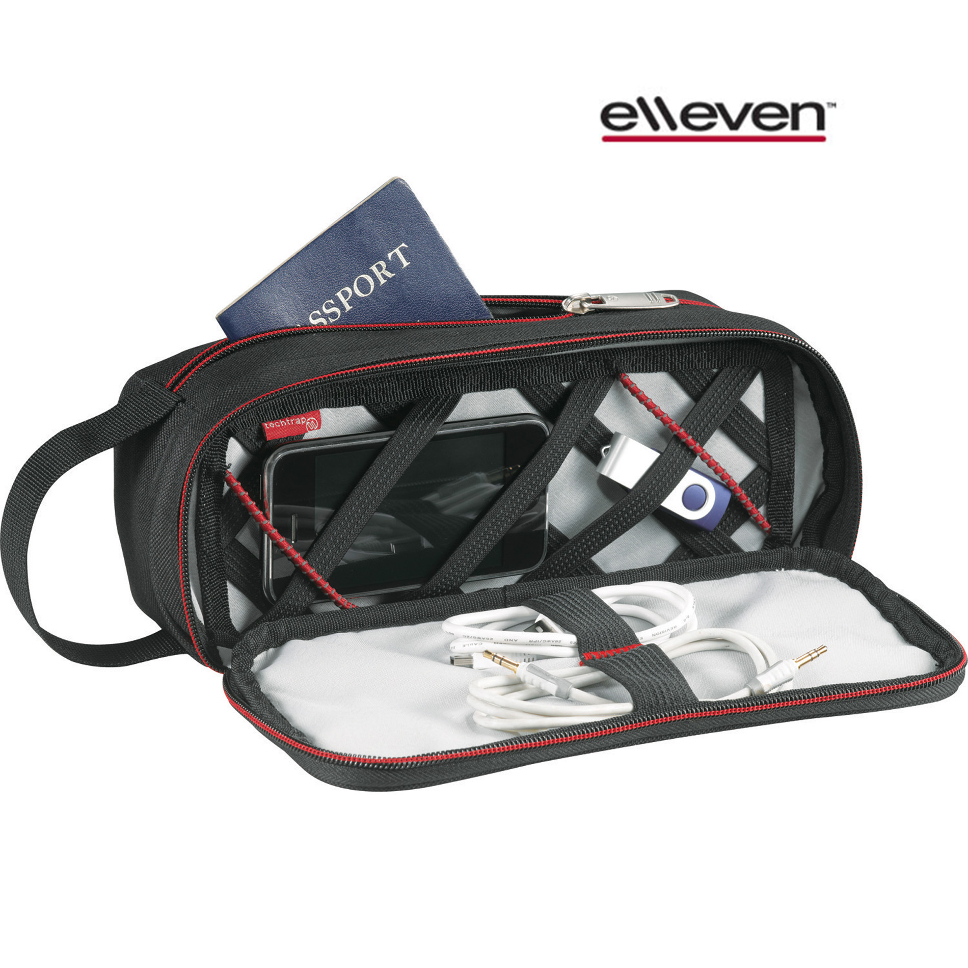9194410f581c elleven™ Travel Organizer Case - Advantrade Supplies
